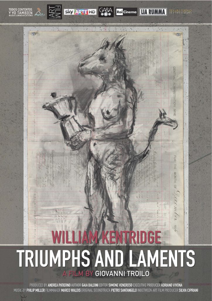 Triumphs and Laments Poster 724x1024
